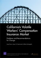 Cover: California's Volatile Workers' Compensation Insurance Market
