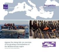 عكس التيّار الصاعد: لمحة حول التجريم المتنامي لمنطقة البحر الأبيض المتوسط