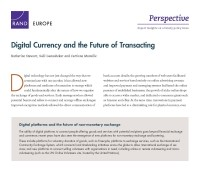 Digital Currency and the Future of Transacting