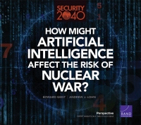How Might Artificial Intelligence Affect the Risk of Nuclear