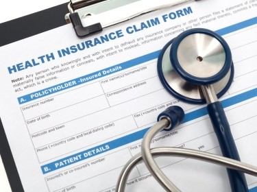 health insurance claim form