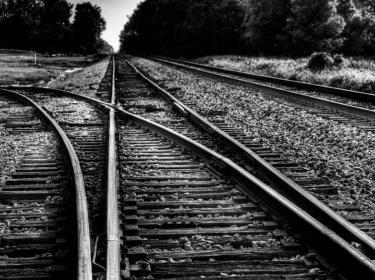 train track switch