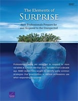 Cover: The Elements of Surprise