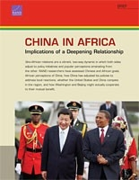 Cover: China in Africa