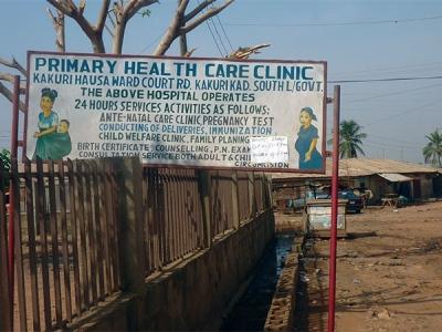 Primary health care clinic