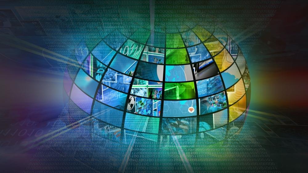 World collage