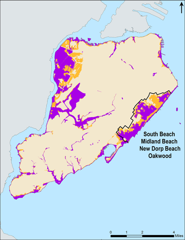 Figure 3. Community Studied on Staten Island