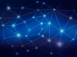 Distributed network illustration