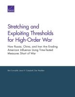 توسيع واستغلال الحدود الفاصلة لشن الحرب الشاملة
