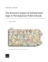 Cover: The Economic Impact of Achievement Gaps in Pennsylvania's Public Schools