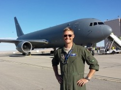 The KC-46A Experimental Tanker