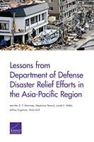 美国国防部亚太地区救灾工作的经验教训: 内容摘要
