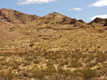 mojave desert in california