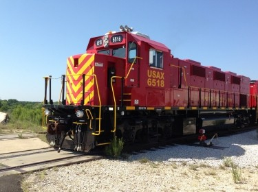 Fort Hood Train Engine