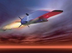 The X-51A Waverider is set to demonstrate hypersonic flight