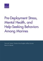Cover: Pre-Deployment Stress, Mental Health, and Help-Seeking Behaviors Among Marines
