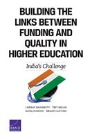 Cover: Building the Links Between Funding and Quality in Higher Education