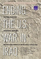 Cover: Ending the U.S. War in Iraq