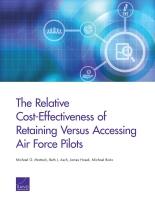 The Relative Cost-Effectiveness of Retaining Versus