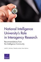 Cover: National Intelligence University's Role in Interagency Research