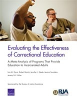 Cover: Evaluating the Effectiveness of Correctional Education