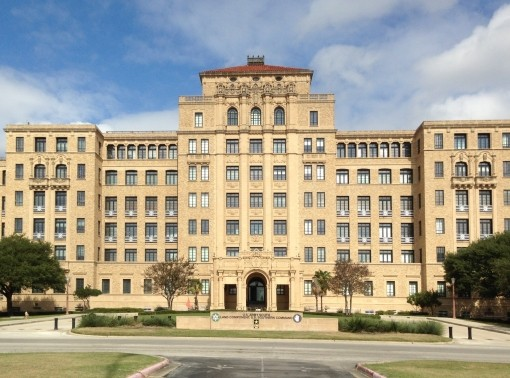 Old Brooke Army Medical Center (BAMC) Fort Sam Houston