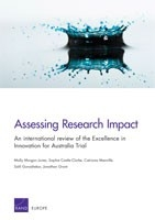 Cover: Assessing Research Impact