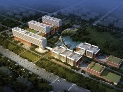 Rendering of Zhejiang University