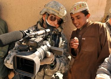 Afghanistan, Bazaar School, Combat Camera, Hutal, Kandahar Province, OEF, U.S. Army, Afghanistan, Bazaar School, Combat Camera, Hutal, Kandahar Province, OEF, U.S. Army
