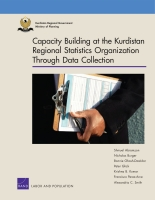 Cover: Capacity Building at the Kurdistan Region Statistics Office Through Data Collection