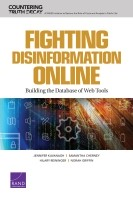 Fighting Disinformation Online: Building the Database of Web Tools