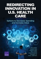 Cover: Redirecting Innovation in U.S. Health Care