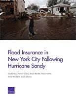 Cover: Flood Insurance in New York City Following Hurricane Sandy
