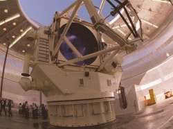 Haleakala Observatory — AEOS 3.67-meter telescope is the largest in the Department of Defense.