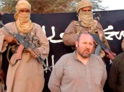 French nationals Philippe Verdon and Serge Lazarevic are being held hostage in Mali by Al Qaeda in the Islamic Maghreb (AQIM)