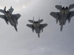 Hawaii Air National Guard,Korat,Udon Thani,Thailand,Cope Tiger 2011,F-15,KC-135,Kadena AB,Hawaii,Joint Base Pearl Harbor-Hickam,multilateral joint training,Thai,refueling,f-16,royal thai air force,203rd ARS,96th ARS,154th AMXS