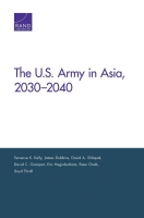 Cover: The U.S. Army in Asia, 2030-2040