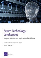 Cover: Future Technology Landscapes