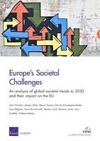 Cover: Europe's Societal Challenges
