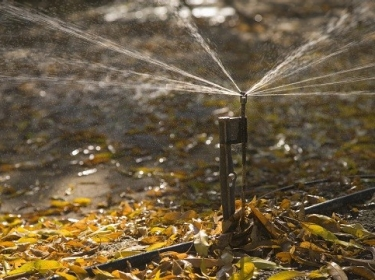 microirrigation sprinkler