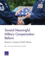 Cover: Toward Meaningful Military Compensation Reform