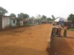 Logan Town, Liberia