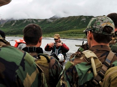 NAVY SEALS,Northern Warfare Training Center,Northen Edge 09