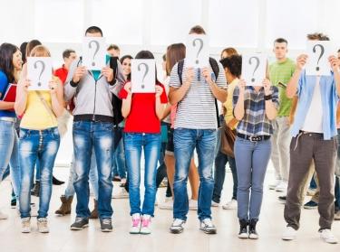 uncertain students