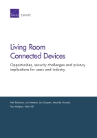Cover: Living Room Connected Devices