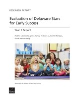 Cover: Evaluation of Delaware Stars for Early Success
