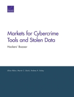 Cover: Markets for Cybercrime Tools and Stolen Data