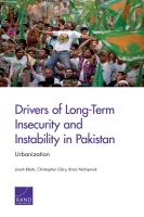 Cover: Drivers of Long-Term Insecurity and Instability in Pakistan