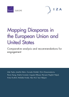 Cover: Mapping Diasporas in the European Union and United States