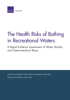 Cover: The Health Risks of Bathing in Recreational Waters